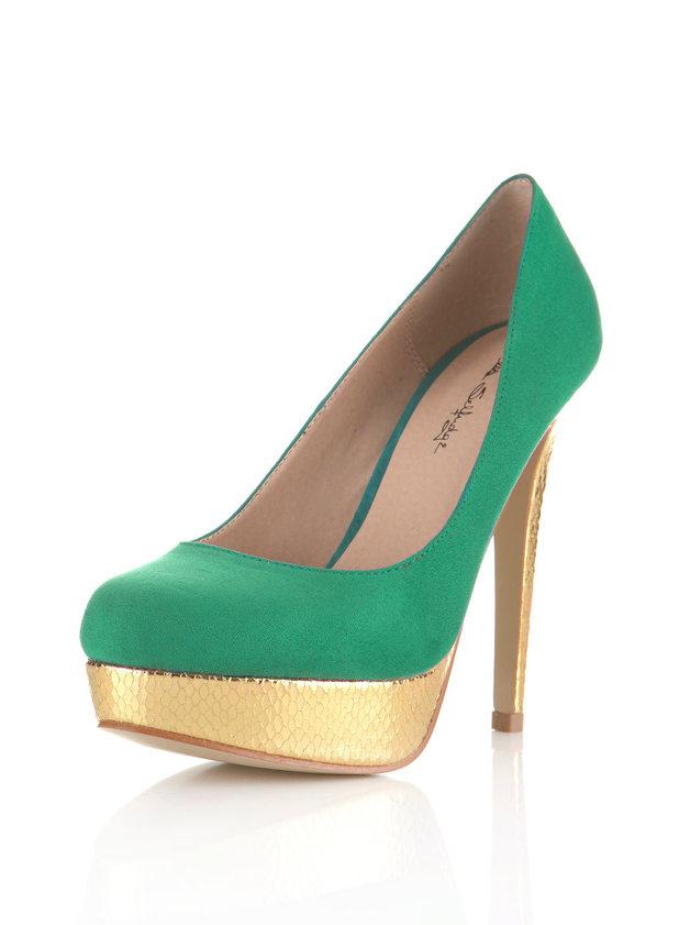 Colour pop heels