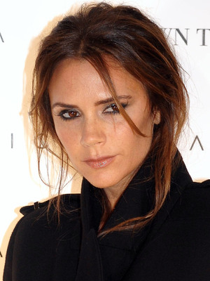 Victoria Beckham promotes her collections at Brown Thomas in Dublin, Ireland - 18.07.12