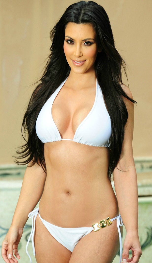 Back to article: Kim Kardashian bikini round-up: some of Kim's best bikini ...