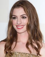 Anne Hathaway, One Day premiere, 2011
