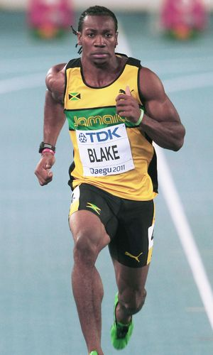 Usain Bolt's running partner Yohan Blake: Fun facts! - Hot ...