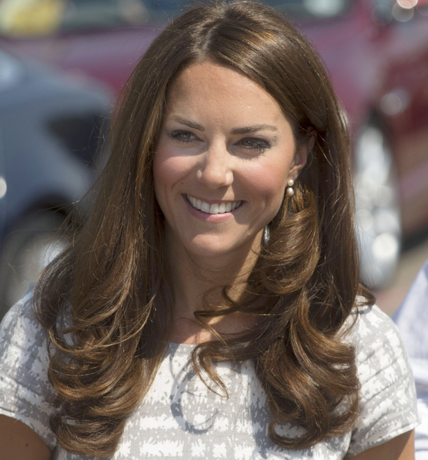 Miss Mode: Kate Middleton Blow Dry