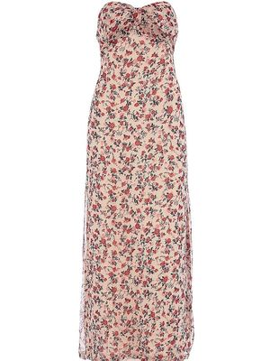 Miss Mode: dorothy perkins maxi dress