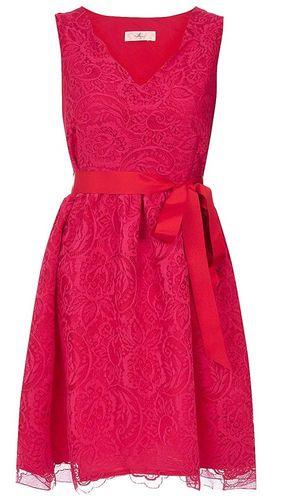Miss Modee: rise dress