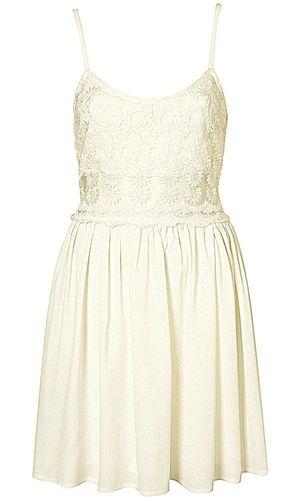 Miss Mode: topshop dress