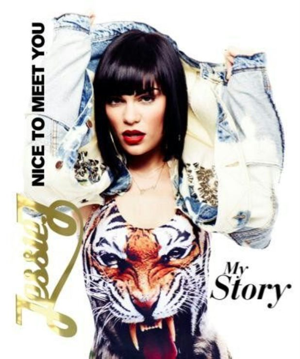 Jessie J: 'Nice To Meet You/My Story' autobiography cover