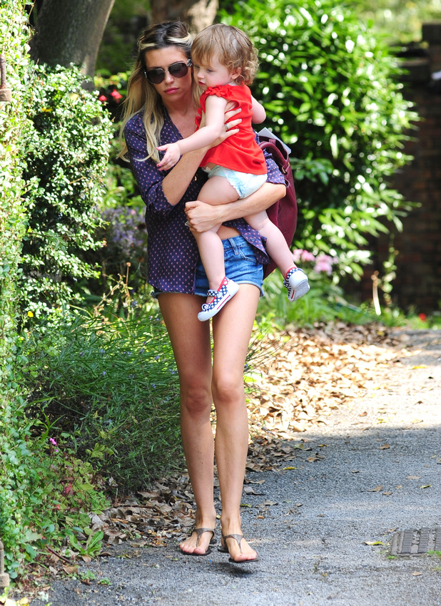 Abbey Crouch, aka Abbey Clancy,