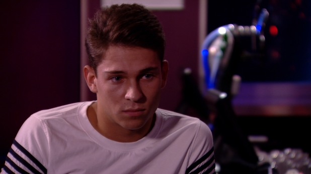 Joey Essex in TOWIE