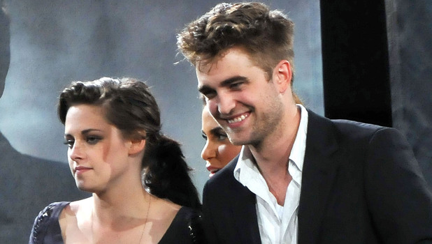 Taylor Lautner, Kristen Stewart, Robert Pattinson