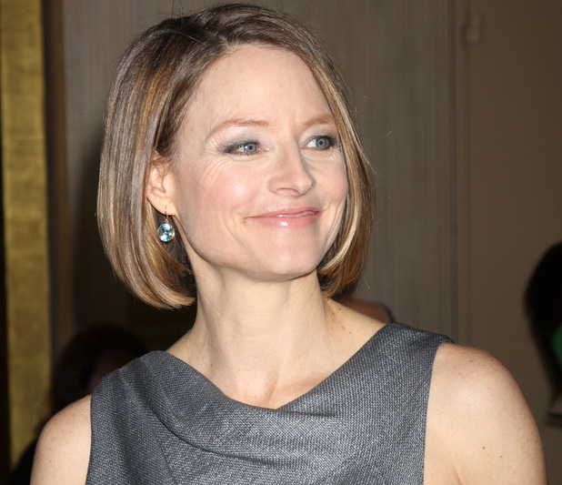 Jodie Foster The International Cinematographers Guild's 49th Annual Publicists Awards Luncheon at The Beverly Hilton Hotel Beverly Hills, California - 24.02.12 Mandatory Credit: Nikki Nelson / WENN.com