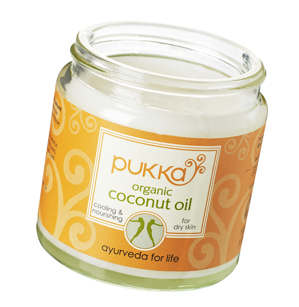 Pukka Organic Coconut Oil, £8.95
