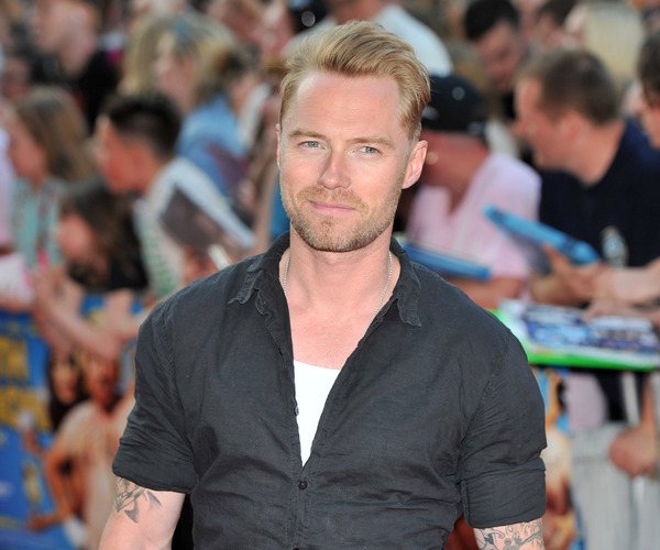 Ronan Keating 'Keith Lemon the Film' World premiere held at the Odeon West End - Arrivals. London, England - 20.08.12 Credit: (Mandatory): WENN.com
