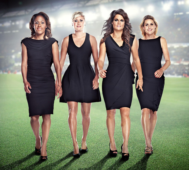 London 2012 Olympics drives new support for women's football - Hot ...