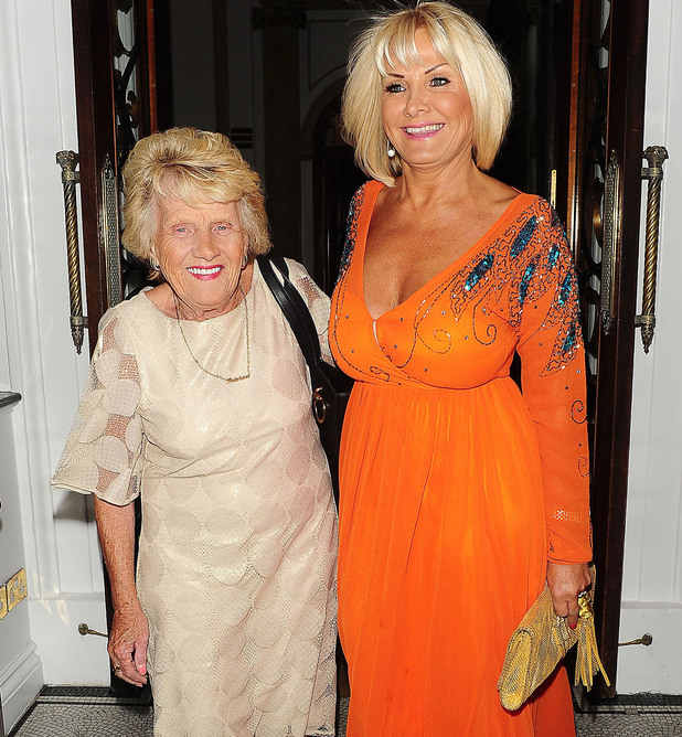 Nanny Pat and Carol
