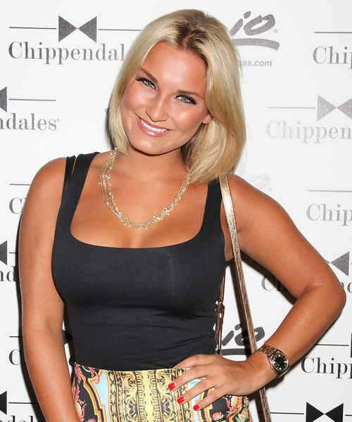 Sam Faiers of The Only