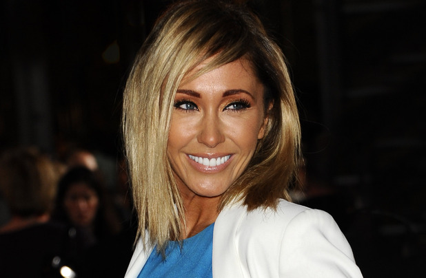 Jenny Frost The Hunger Games premiere held at the O2 - Arrivals. London, England - 14.03.12 Mandatory Credit: WENN.com