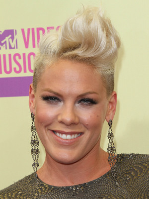 pink 2012 vma awards