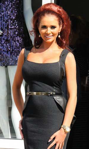 Amy Childs Reality TV star opens her new shop 'Amy Childs' Boutique' Brentwood, England - 05.09.12 Mandatory Credit: WENN.com