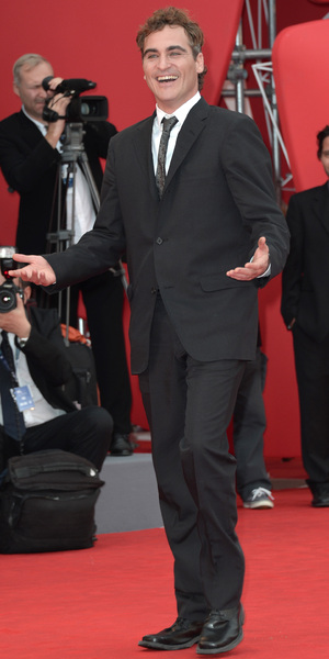 Joaquin Phoenix at Venice Film Festival