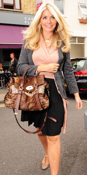 Holly Willoughby Celebrities arrive for the filming of the ITV2 show 'Celebrity Juice' London, England - 31.08.11 Mandatory Credit: WENN.com