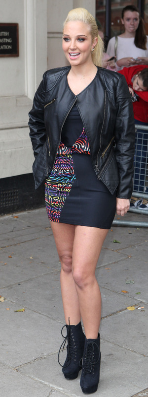 Miss mode: tulisa in own range