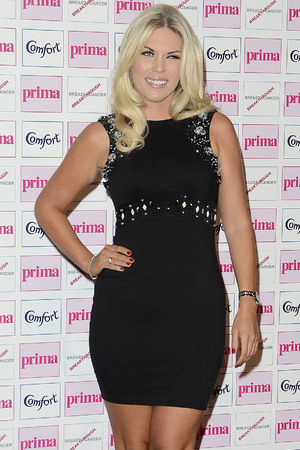 Frankie Essex The Comfort Prima High Street Fashion Awards at Battersea Evolution Marquee - Arrivals. London, England. 13.09.12 Credit Mandatory: PBI/WENN.com