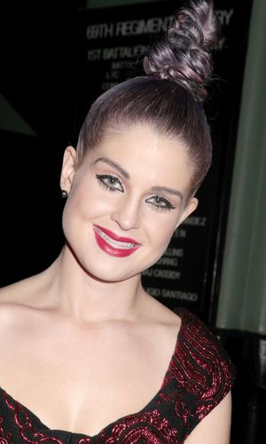 Kelly Osbourne, Marc Jacobs show, Spring 2013, Mercedes-Benz Fashion Week, New York, America - 10 Sep 2012