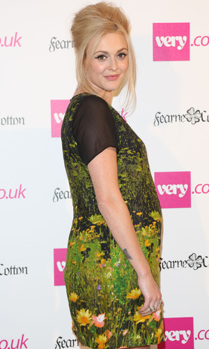 Fearne Cotton London Fashion Week Spring/Summer 2013 - Very.co.uk - Arrivals London, England - 13.09.12 Mandatory Credit: Lia Toby/WENN.com