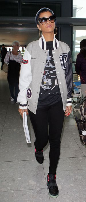 miss mode: rihanna nike