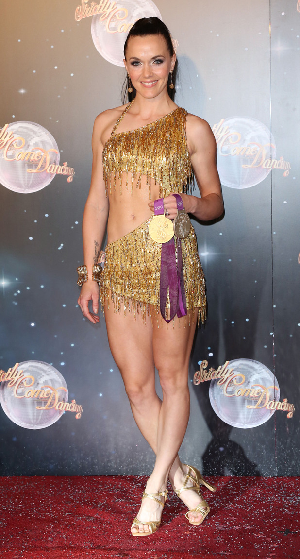 Strictly Come Dancing Launch
