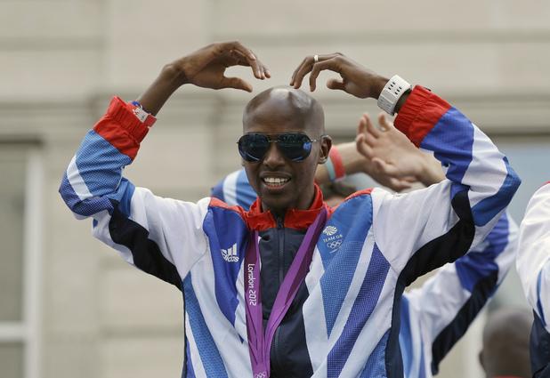 London Olympics 2012 Parade