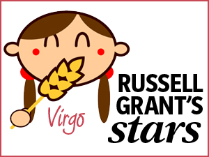 Russell Grant's Daily Horoscopes Virgo