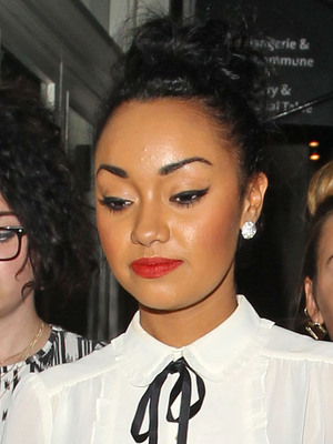 Leigh-Anne Pinnock of Little Mix at the Freedom Bar London, England - 19.09.12 Mandatory Credit: WENN.com