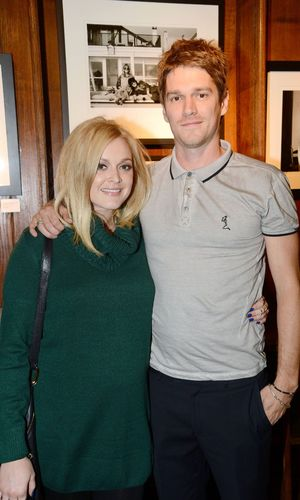 Fearne Cotton and Jesse Wood 'Hanging Out' Photographs by Carinthia West exhibition, London, Britain - 20 Sep 2012