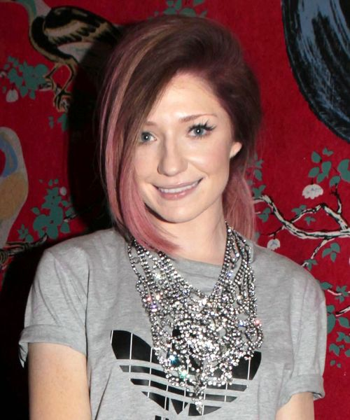 Nicola Roberts, Topshop and JW Anderson Party LFW, 17th Sept 2012