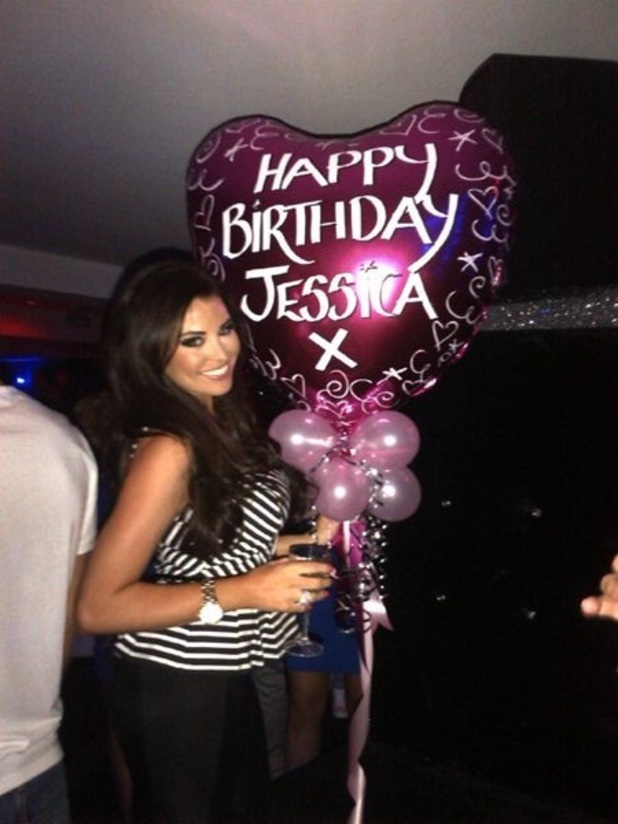 Jessica Wright birthday