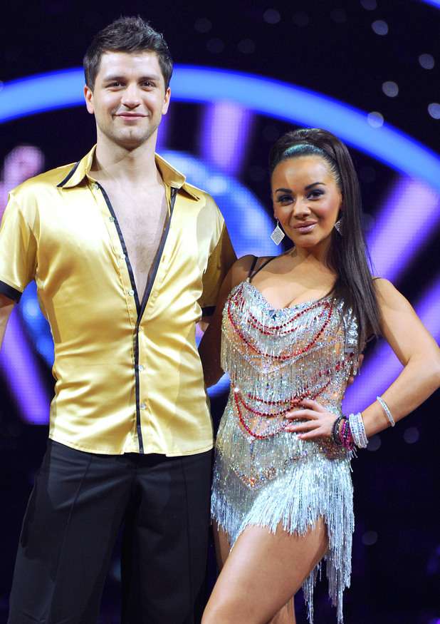 Pasha Kovalev, Chelsee Healey