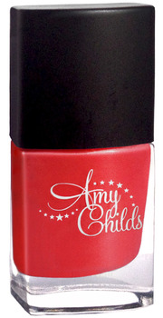 Amy Childs Nail Polish in Red Carpet, £8
