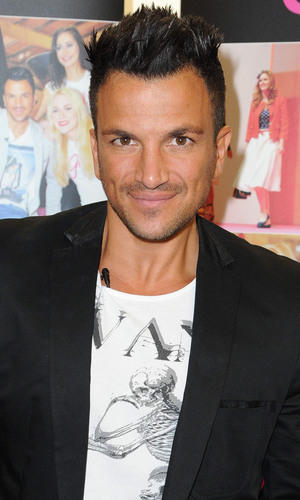 Peter Andre Girls Day Out at Manchester Central Manchester, England - 07.09.12 Mandatory Credit: Steve Searle/WENN.com