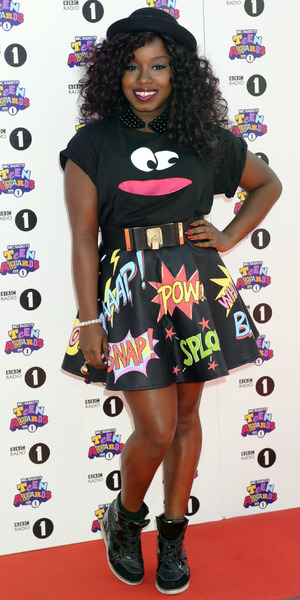 Misha B at BBC Radio 1 Teen Awards
