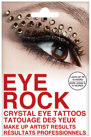 How to do eye jewels the new make up trend as seen on for Crystal eye tattoos