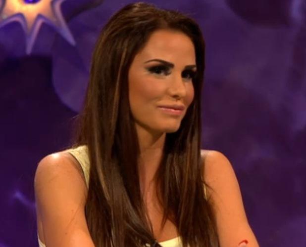 Jordan, Katie Price on Celebrity Juice