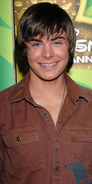 Zac Efron, High School Musical premiere 2006