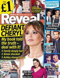 Reveal magazine cover - Tues 23 October 2012, issue 43