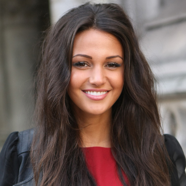 Corries MICHELLE KEEGAN has Twitter row over boyfriend Mark.