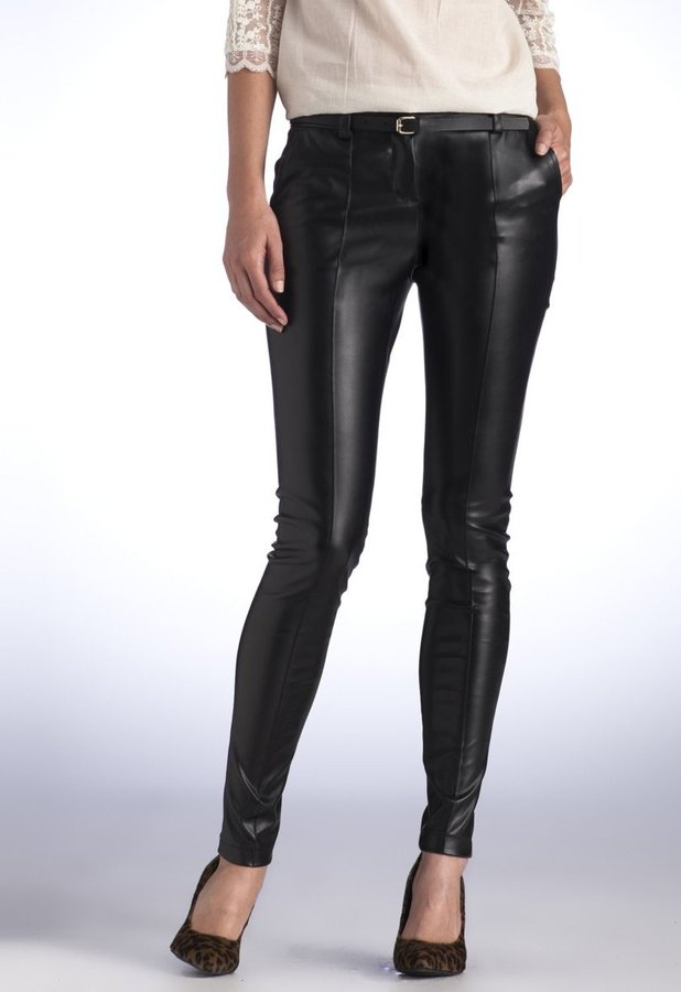 Leather Trousers 104