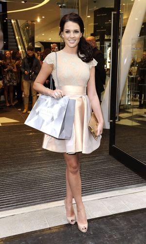 Danielle O'Hara Beauty Bazaar opens at Harvey Nichols, Liverpool, Britain -