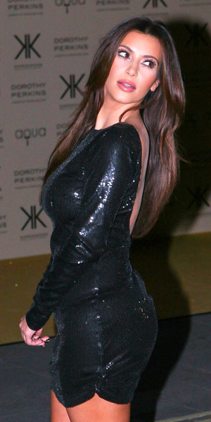 Kim Kardashian Kardashian Kollection for Dorothy Perkins launch party at Aqua - Arrivals. London, England - 08.11.12 Mandatory Credit: WENN.com