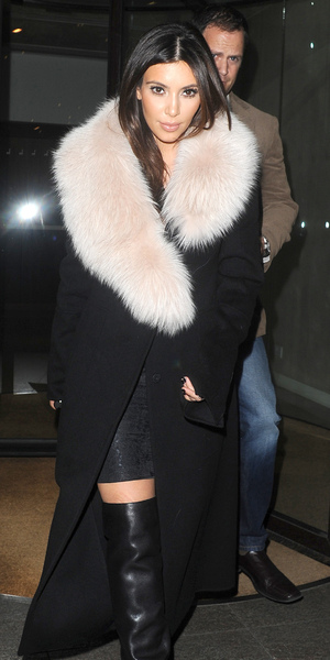 Kim Kardashian seen leaving The Metropolitan Hotel London, England - 08.11.12 Mandatory Credit: Craig Harris/WENN.com
