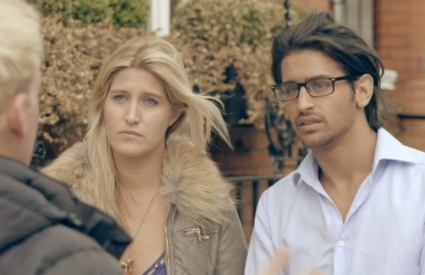 Made In Chelsea's Ollie and Cheska confront Jamie about leading Binky on.